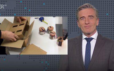 Manyfolds im BR Fernsehen (Rundschau)