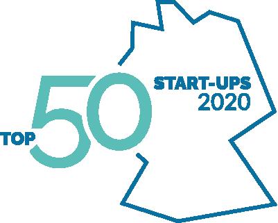 Wir sind eines der 50 besten Startups in Deutschland